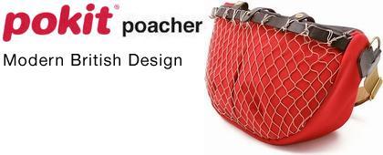 【POKIT(ポキット)】ハンティングショルダーバッグ/Poacher Bag