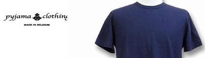 【Pyjama clothing】ピジャマクロージング CREW NECK S/S Tシャツ