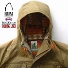 【Sierra Design】PENDLETON-LINED MOUNTAIN PARKA