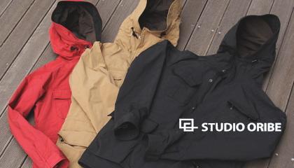 2007年秋冬・STUDIO ORIBE(スタジオ・オリベ)のマウンテンパーカ