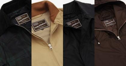 【Traditional Weatherwear】トラディショナル・ウェザーウェアのラインナップ。