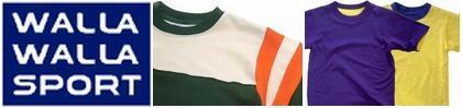 WALLAWALLA【ワラワラ】Made In USA Tシャツ