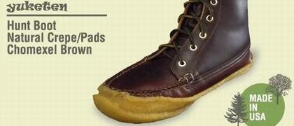 【Yuketen(ユケテン)】Hunting Boot・ハンティングブーツ