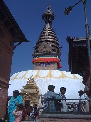 ネパールの旅 167