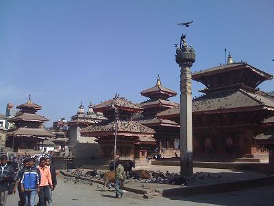 ネパールの旅 004