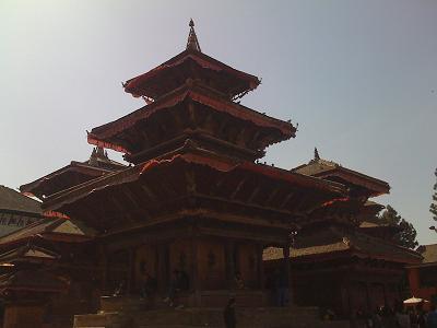 ネパールの旅 103