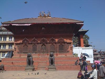 ネパールの旅 001