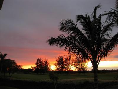 IMG_4422-虹の後の夕陽
