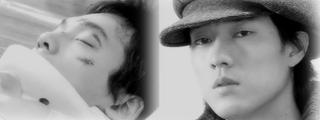 ユンの病気白黒