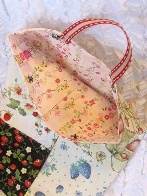 ④内布いちごティッシュカバ