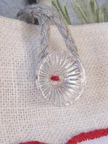 ④ハンガリアン刺繍のリネントートバッグ 0