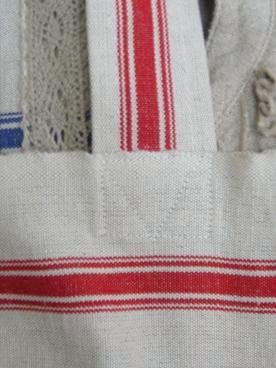 ⑧持ちテの縫い方