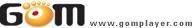 写真-GOM PLAYER  logo