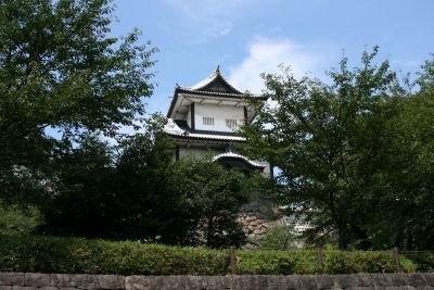 【ブログの輪】金沢城