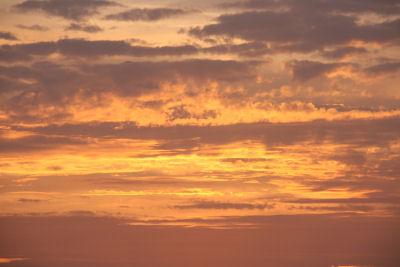 【ブログの輪】夕焼け