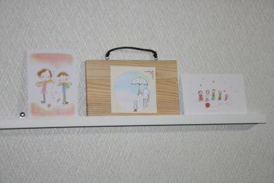 【おうちギャラリー】三連作品