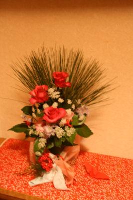 【新年】正月花