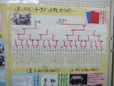 【掲示】トーナメント