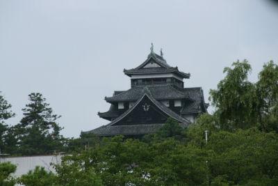 【いのちの歌】松江城