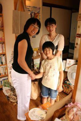 【いのちの歌】女三人