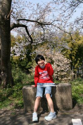 【花見日和】笑顔満開
