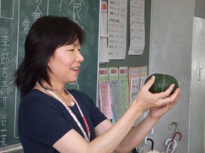 【食の思い出・夏】シンデレラのかぼちゃ