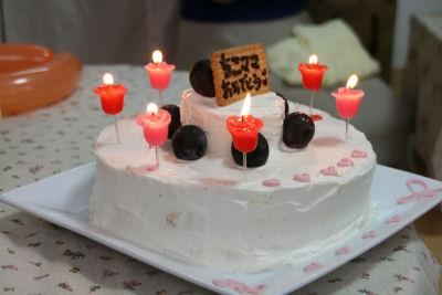 【ちこママ展】泣かせるケーキ