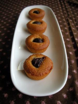 プチマロンケーキ1