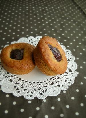 プチマロンケーキ2