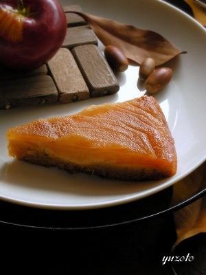 りんごのケーキ2