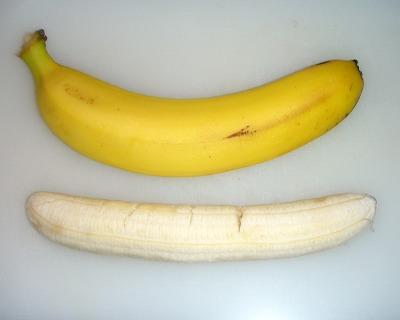 まっすぐバナナ