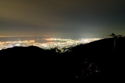六甲山(神戸)夜景