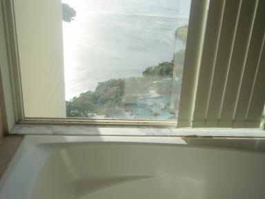 風呂から景色