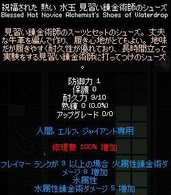 1102熱い靴