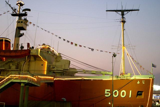 南極観測船ふじ_1