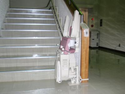 網走(階段昇降機 ①)