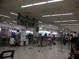 羽田にひっそりとある国際ターミナル
