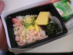 簡単な・・・ちらし寿司風