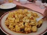 豆腐の味がきつかった