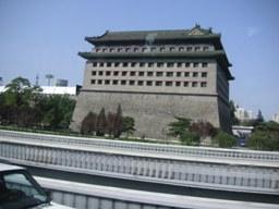 中国っぽい建物