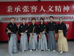 日本管楽器チーム集合