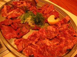 麗しきお肉たち