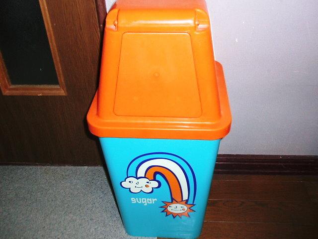 噂のゴミ箱