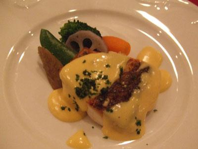 デギスタシオ お魚料理