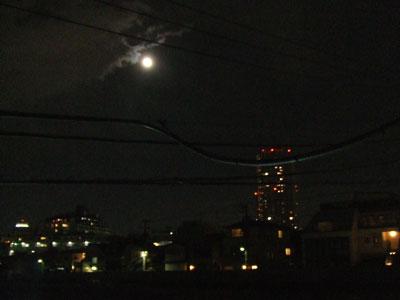 夜のアドレス代官山