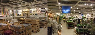 IKEA 店内