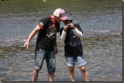 川遊び 072