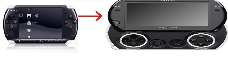 PSP GO 3000