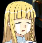 テチ泣き顔