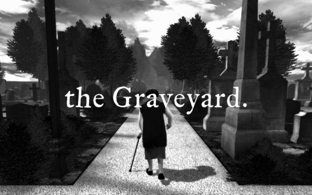The Graveyard Title